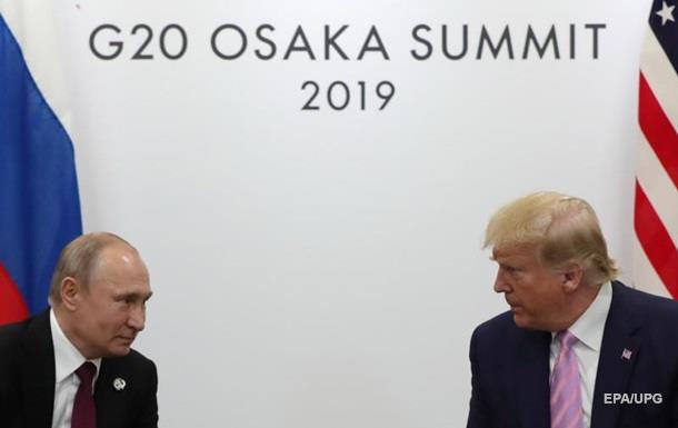 Путін  роз яснив  Трампу ситуацію з моряками ЗСУ