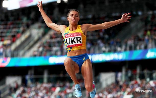 Легка атлетика: Україна завоювала золото Європейських ігор