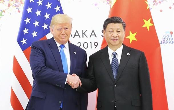 Трамп и Си Цзиньпин провели встречу на саммите G20