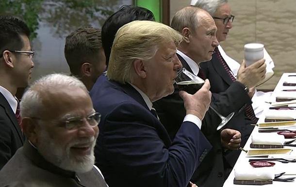 G20. Путин, термос и немного фарса!