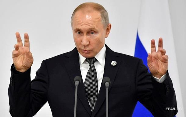 Путин отреагировал на просьбу Зеленского о моряках