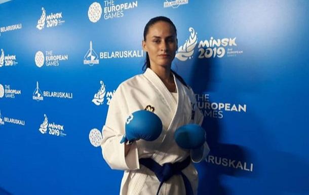 Европейские игры: каратисты Чеботарь и Мельник выиграли бронзовые медали