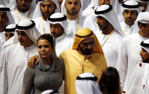 Жена правителя Дубая сбежала с $40 млн - СМИ