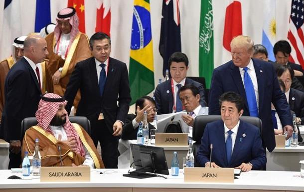 Трамп разыграл наследного принца Саудовской Аравии