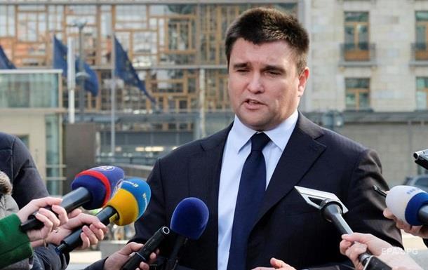 Клімкін назвав загрози від повернення Росії в ПАРЄ