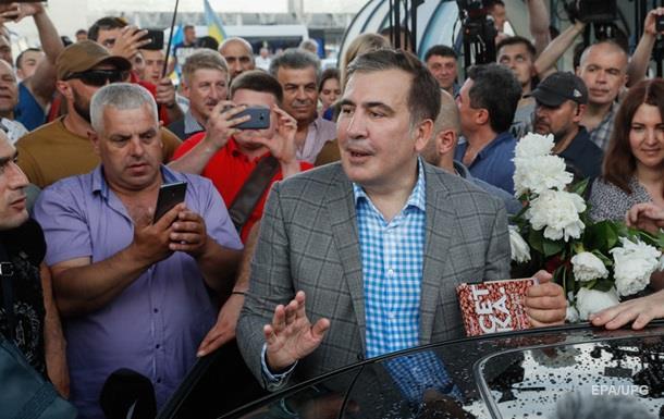 ЦВК зареєструвала кандидатів партії Саакашвілі