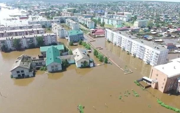 Масштабный паводок в РФ привел к гибели пяти человек