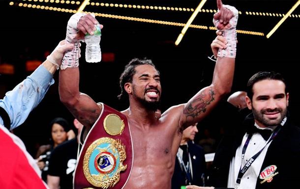 Андраде переміг Сулецькі і захистив титул WBO