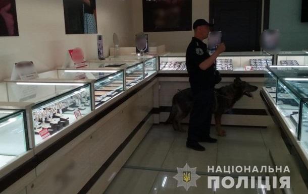 На Харьковщине  минеру  ювелирного магазина грозит шесть лет тюрьмы