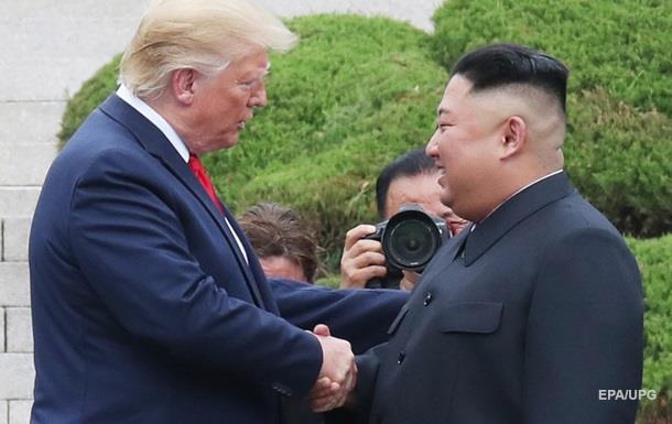 Трамп: США і Північна Корея відновлять ядерні переговори