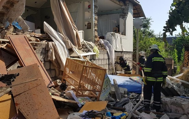 На Закарпатье из-за взрыва газа пострадали два человека