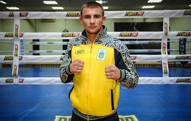 Хижняк завоевал золото в боксе на Европейских играх