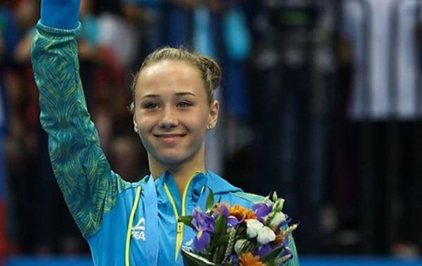 Европейские игры: Варинская выиграла  бронзу  в спортивной гимнастике