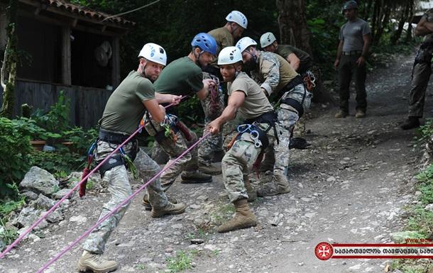 В Грузии проходит курс подготовки военных стран-членов и партнеров НАТО