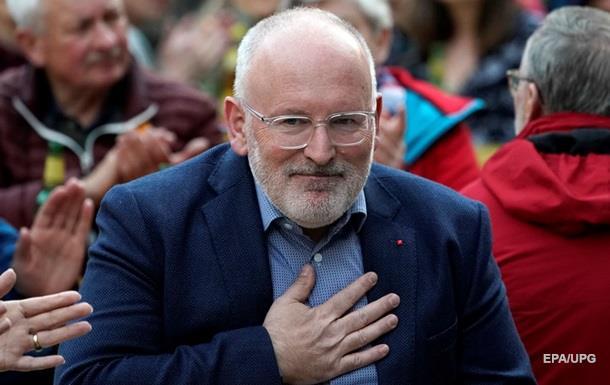 Сегодня вБрюсселе выберут нового президента Еврокомиссии вместо Юнкера
