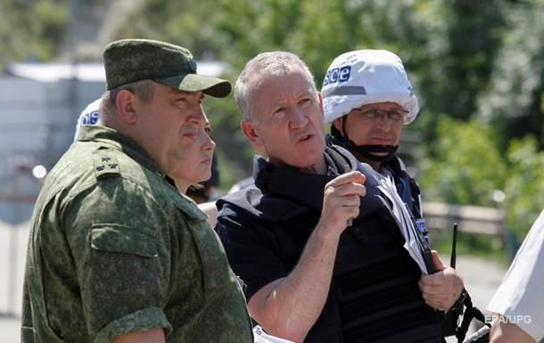 В ОБСЕ официально подтвердили разведение сил в Станице Луганской и демонтаж укрепленных позиций