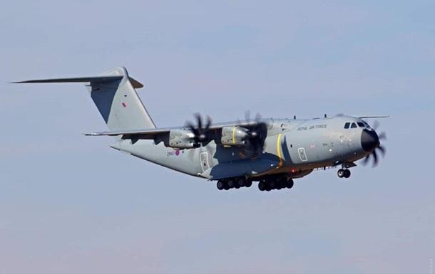 В Одессу прибывают военные самолеты НАТО