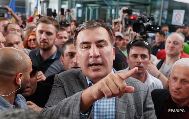 ЦИК внес партию Саакашвили в бюллетень