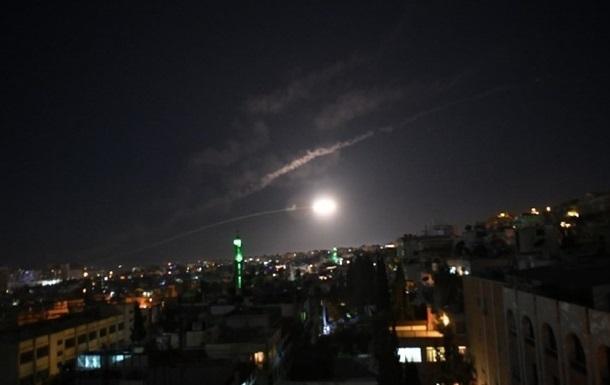 Мирні жителі загинули внаслідок удару Ізраїлю по Дамаску