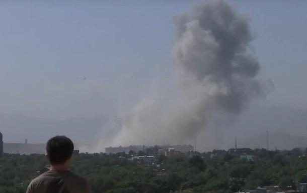 В Кабуле прогремел взрыв: десятки погибших и раненых