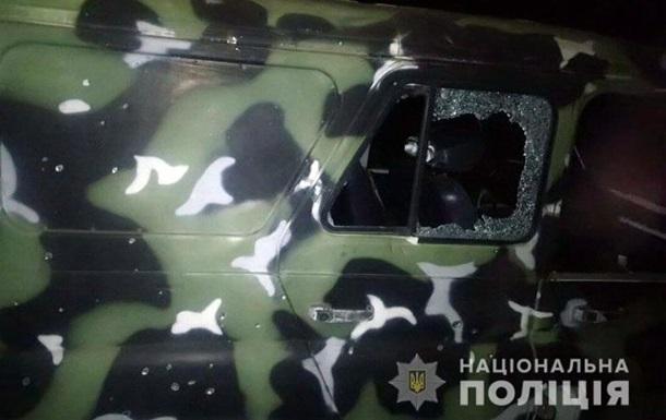 На Донбасі під час обстрілу постраждали двоє поліцейських