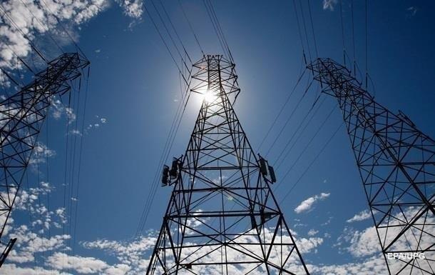 Україна вперше імпортувала електроенергію з ЄС