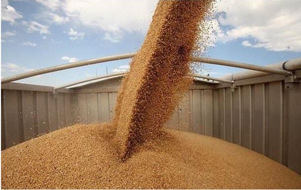 Україна відновила рекорд з експорту зерна