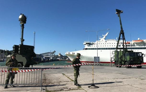 Швеція розмістила нову систему ППО на острові в Балтійському морі