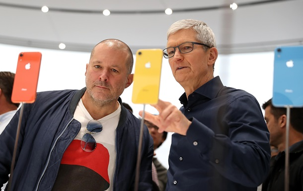 Революційний Айв. Відхід головного дизайнера Apple