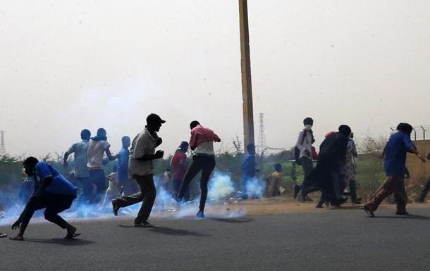 Під час придушення акцій протесту в Судані загинуло 11 осіб - активісти