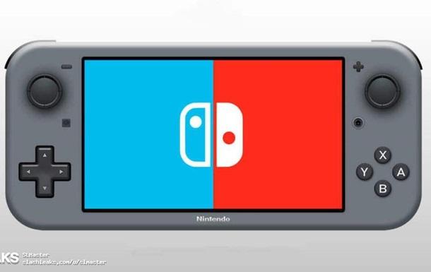 У Мережі з явилися зображення нової консолі Nintendo