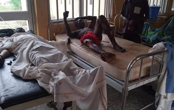 Взрыв бензовоза в Нигерии: 50 человек сгорели заживо