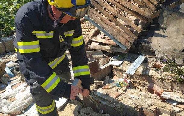 В Полтавской области при падении стены погибли два человека