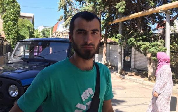 Крымского татарина задержали в Крыму за пост 2013 года