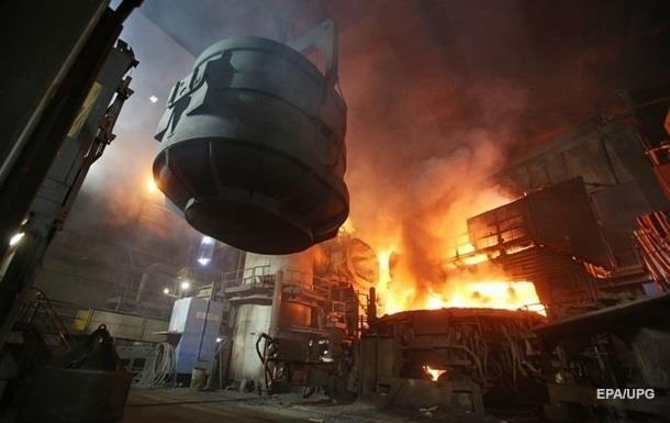 Україна наростила металургійне виробництво