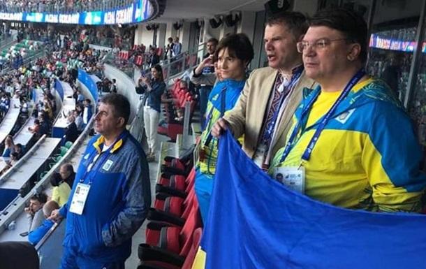 Жданов: У Соловей заключен контракт именно с Министерством, а не федерацией