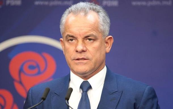 В Молдове арестовали активы беглого олигарха Плахотнюка