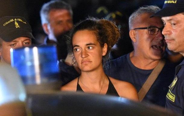 В Італії суд звільнив капітана судна Sea-Watch 3