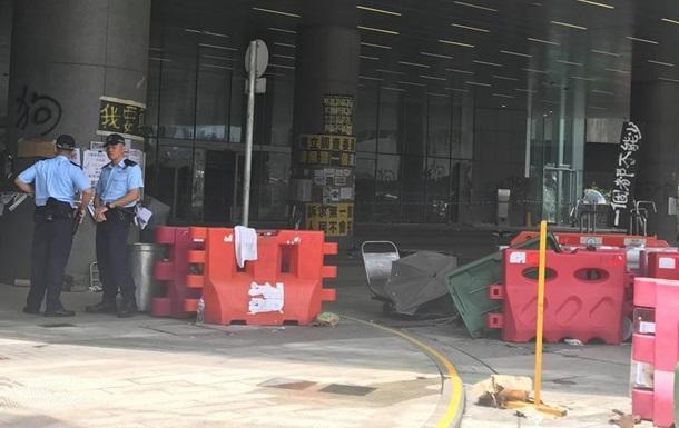Китай обурений втручанням Заходу у ситуацію в Гонконзі