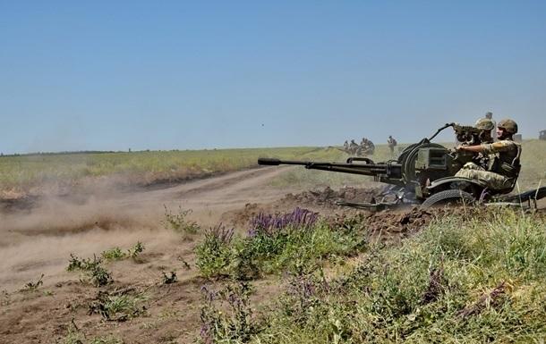 На Донбасі знизилася кількість обстрілів