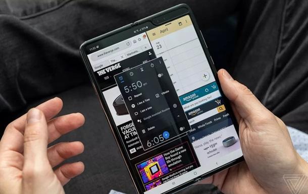 Samsung исправила экраны складного Galaxy Fold