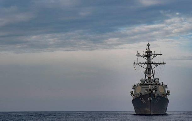 Військові РФ стежать за кораблями НАТО в Чорному морі