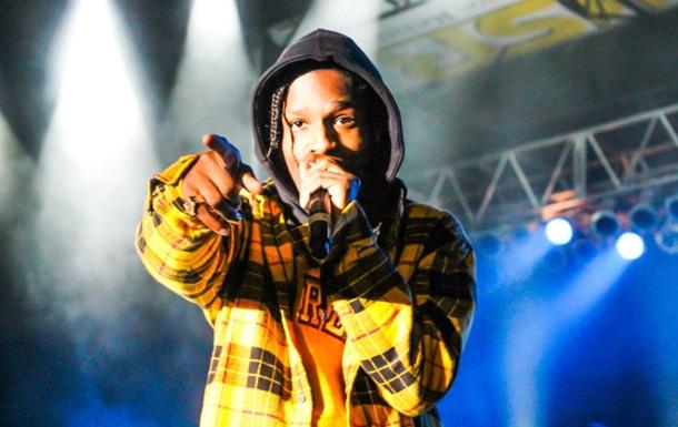 В Швеции задержали после драки рэпера A$AP Rocky