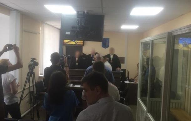 Суд арестовал полицейского, подозреваемого в смерти соратника Гриценко