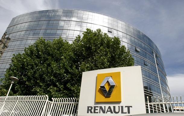В штаб-квартире Renault проводят обыски