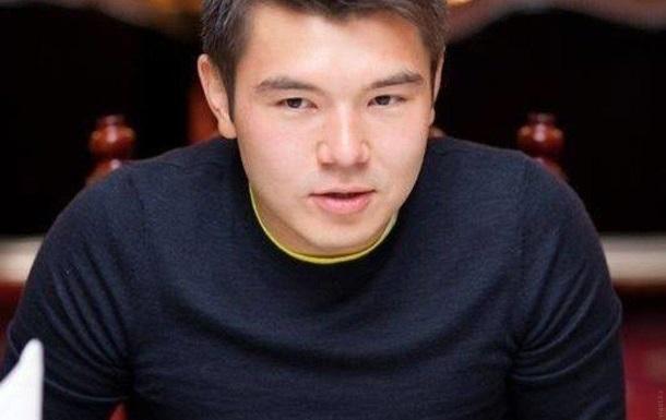 Внук Назарбаева в Лондоне укусил полицейского
