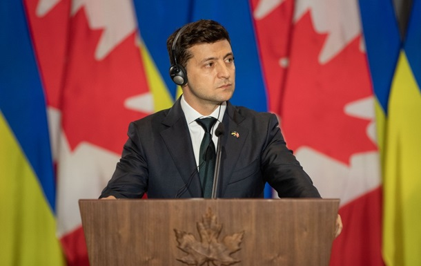 Зеленский призвал Канаду инвестировать в Донбасс