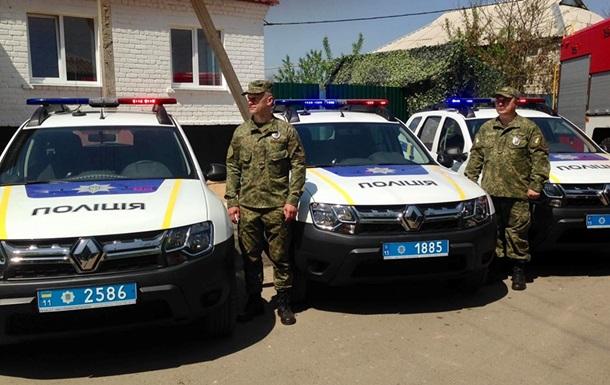 МВС посилило патрулі в Станиці Луганській