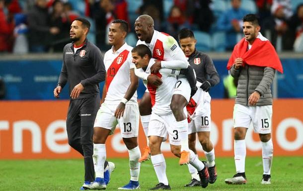 Збірна Перу сенсаційно вийшла у фінал Кубка Америки, розгромивши Чилі