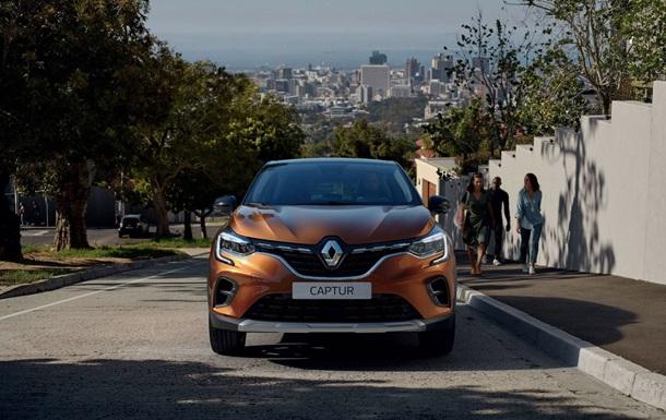Renault Captur: фото